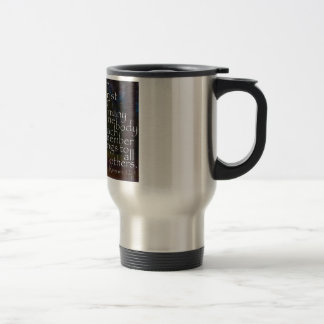 One Christ Is Rightenous (Mug) Stainless Steel Travel Mug