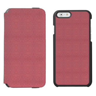 One colored diamond shape pattern incipio watson™ iPhone 6 wallet case