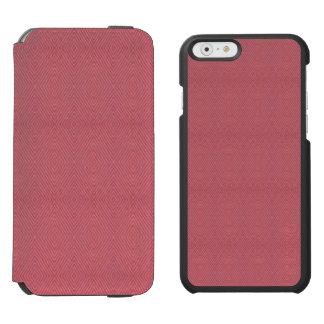One colored diamond shape pattern incipio watson™ iPhone 6 wallet case