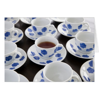 One Cup of Tea Greeting Card