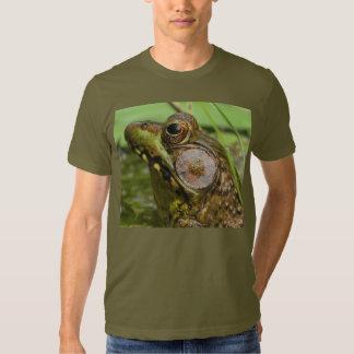 One Cute Green Frog Tshirt