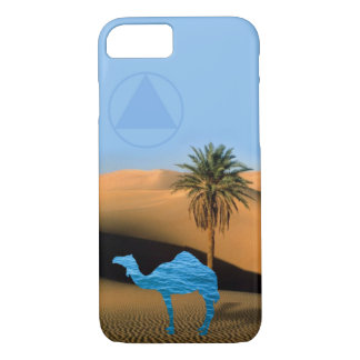 """""""One Day at a Time"""" Camel iPhone-6 Cover"""