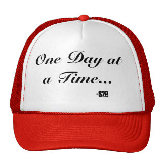 One day at a time cap
