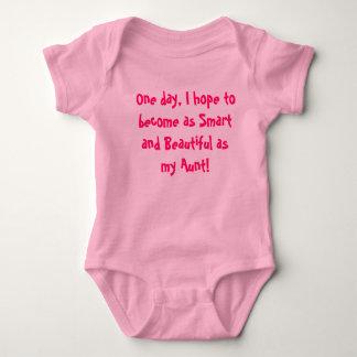 One day.... baby bodysuit