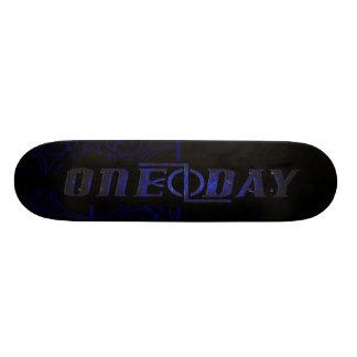 """One Day """"TruBlu"""" Skateboard"""