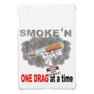 ONE DRAG AT ATIME_1 CASE FOR THE iPad MINI