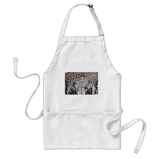 One Draw By Carter L. Shepard Standard Apron