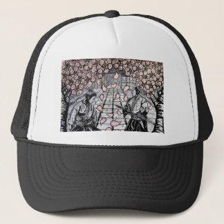 One Draw By Carter L. Shepard Trucker Hat