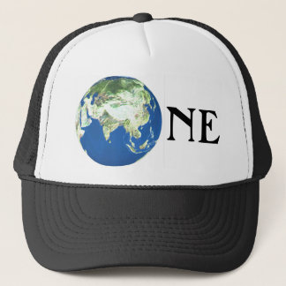 One Earth Trucker Hat