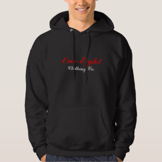 One-Eight Clothing Co. Hood, 004 Hooded Sweatshirts