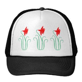 One ELEGANT Flower Show Cap