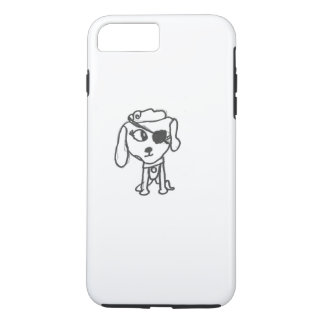 one eye pup iPhone 7 plus case