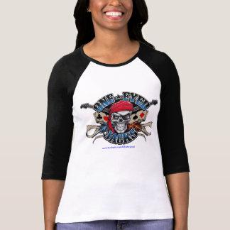 One Eyed Jacks Women's 3/4 length sleeve shirt