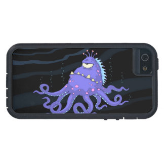 One Eyed Octopus Sea Creature Tough Xtreme iPhone 5 Cover