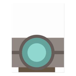 One Eyed Robot Postcard