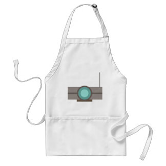 One Eyed Robot Standard Apron