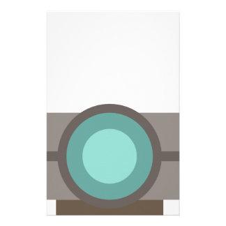 One Eyed Robot Stationery