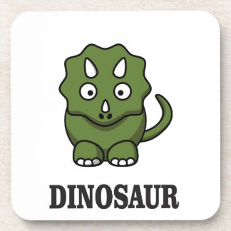 one fine dino drink coasters