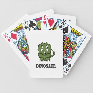 one fine dino poker deck