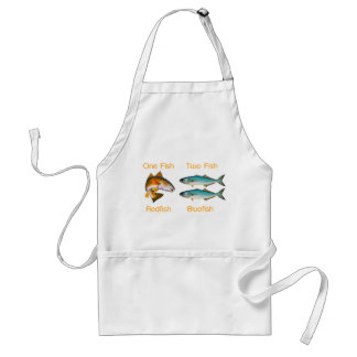 One Fish Two Fish Standard Apron