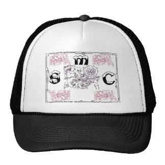 One Flow toon lid Mesh Hat
