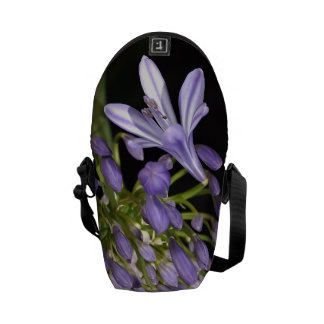 One Flower Agapanthus Commuter Bags