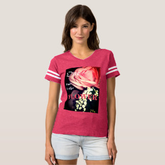 one flower to other flower T-Shirt