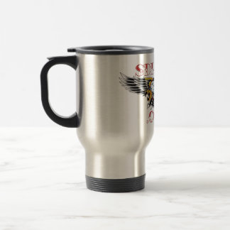 One for the road! 2.0 travel mug