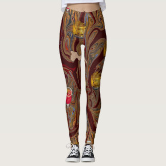 One For The Road. Leggings