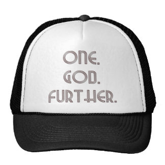 One. God. Further. #2 Mesh Hat