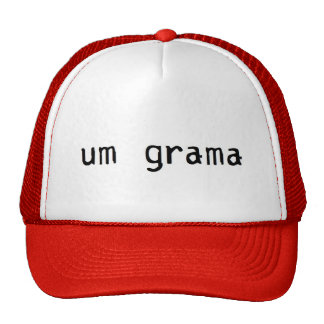 one gram hats