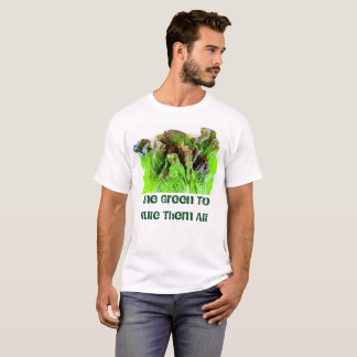One Green To Rule Them All Gardener's T-Shirt