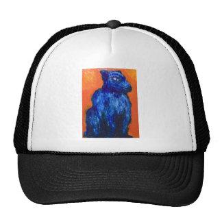 One-headed Cerberus (animal symbolism ) Mesh Hat