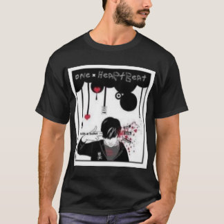 One Heart Beat Black Shirt