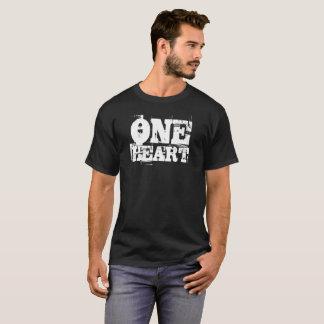 ONE HEART Shirt - Black