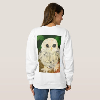 """One Hoot of an Owl"" Sweatshirt"