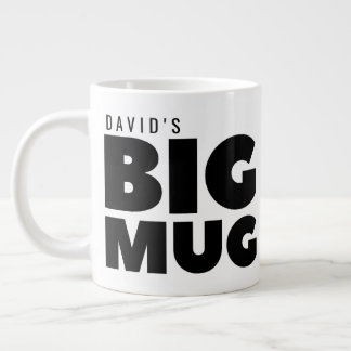 One Huge Mug | Custom Name Novelty