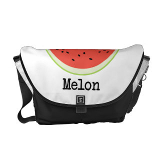 One in a Melon Commuter Bag