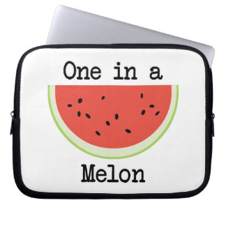 One in a Melon Laptop Sleeve