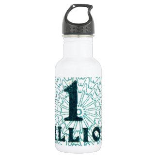 One In A Million 532 Ml Water Bottle