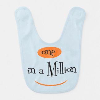 ONE IN A MILLION  Baby Bib