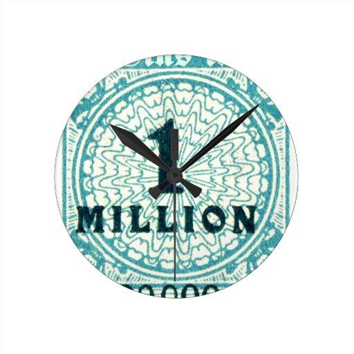 One In A Million Wallclock