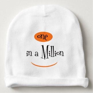 ONE IN A MILLION Cotton Beanie Baby Beanie
