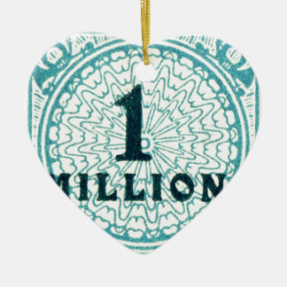 One In A Million Christmas Ornaments