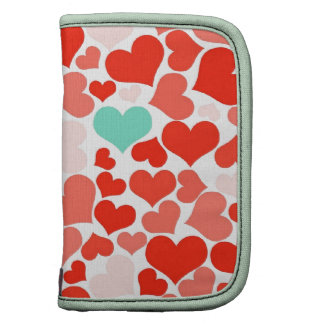 One in a Million Hearts Folio Planner