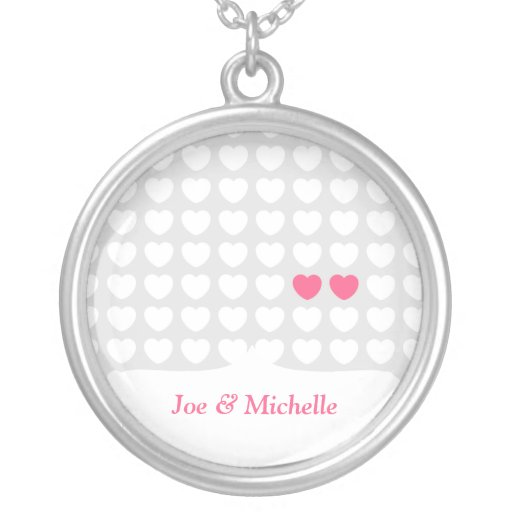 One in a Million Hearts Pendant