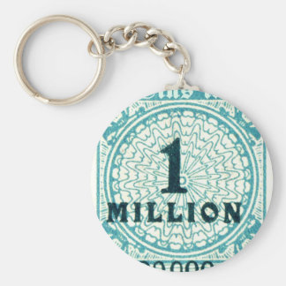 One In A Million Key Chain