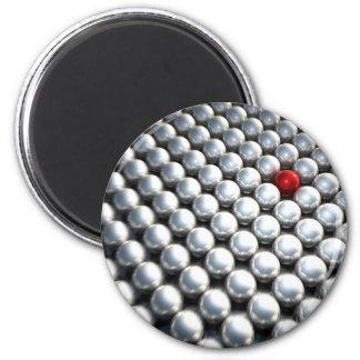 One In A Million 6 Cm Round Magnet