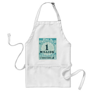 One In A Million Standard Apron