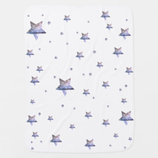 One in a million|Stars Baby blanket